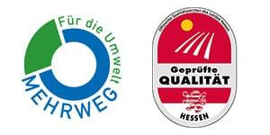 Geprüfte Qualität Hessen Siegel